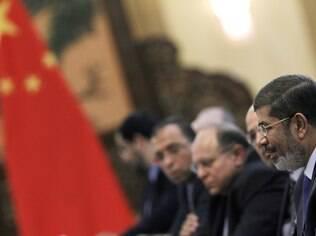Mohammed Morsi deixou a presidência do Egito depois da onda de protestos