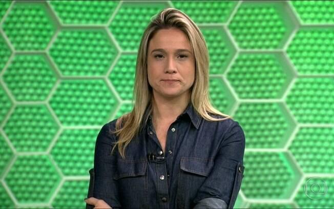 Fernanda Gentil vai para o entretenimento da Globo