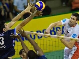 Após partida complicada diante do Minas Tênis Clube, o Brasil Kirin fez um treino leve