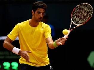 Bellucci irá encarar o equatoriano Giovanni Lapentti, 307º do ranking da ATP