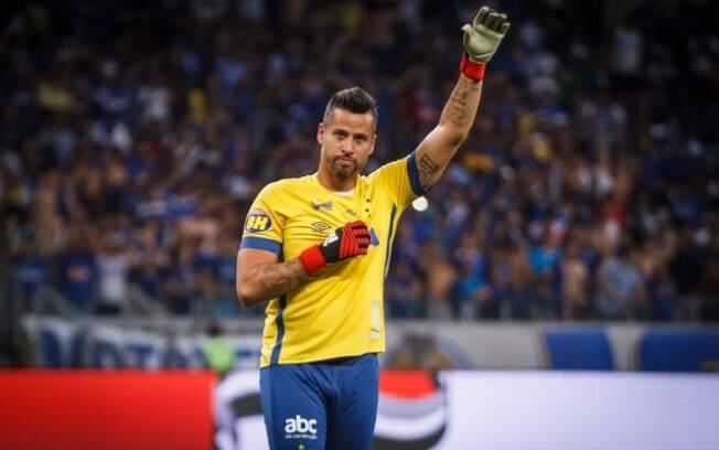 Goleiro Fábio fica no Cruzeiro em 2020