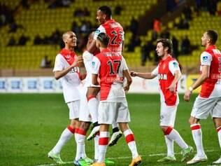 Monaco jogou com um a mais desde os 36 minutos do primeiro tempo