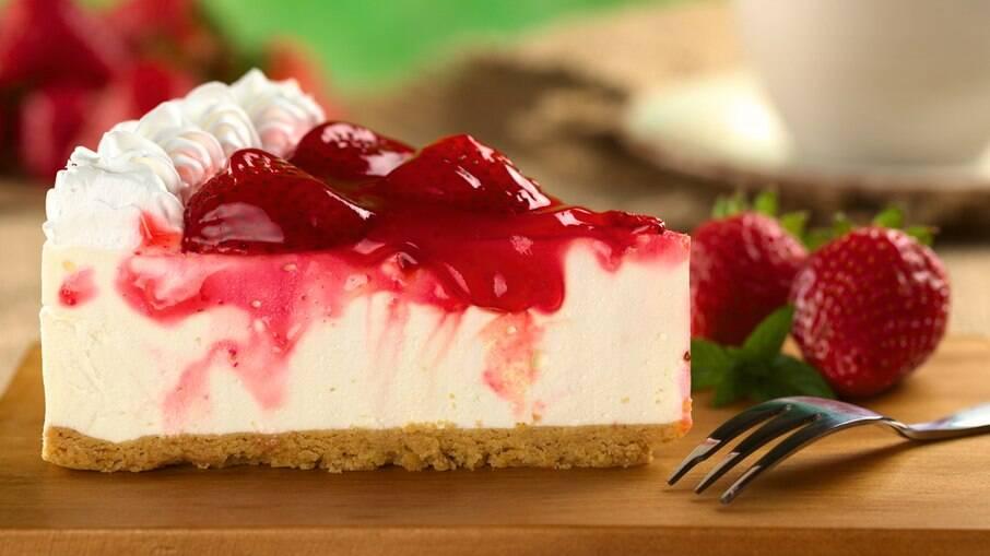 Cheesecake americana