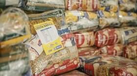 Inflação da cesta básica chega a 16% em 12 meses