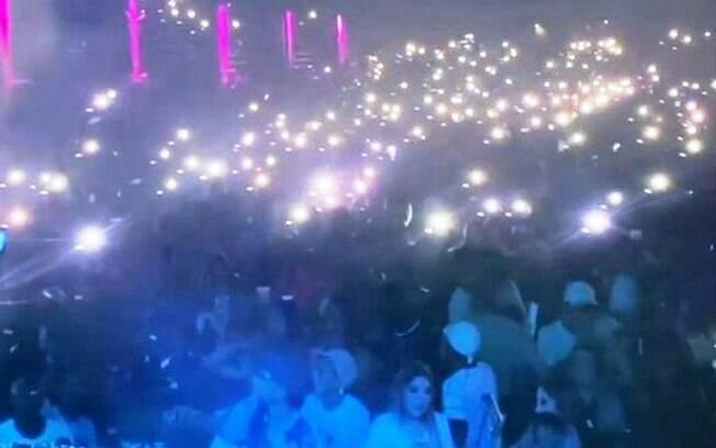 festa em São Vicente