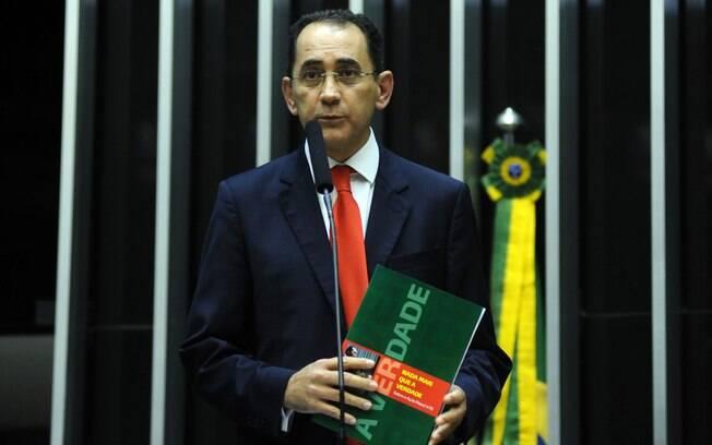 Ex-presidente da Câmara, João Paulo Cunha foi condenado no escândalo do mensalão