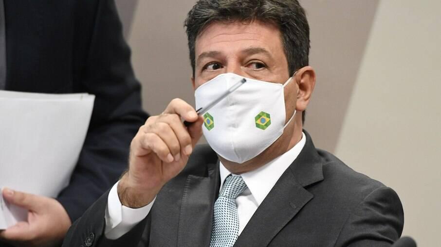 Mandetta é um dos nomes avaliados pelos partidos que rejeitam apoio a Lula ou Bolsonaro