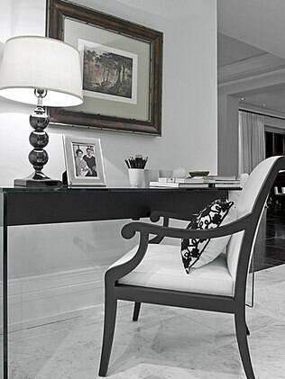 Rodapé de 20 cm é um dos mais usados pelos profissionais de arquitetura
