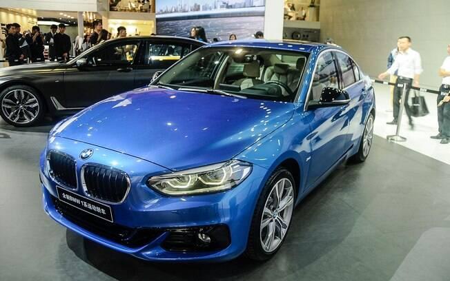 BMW Série 1 Sedan é uma das principais novidades do Salão de Guangzhou, na China