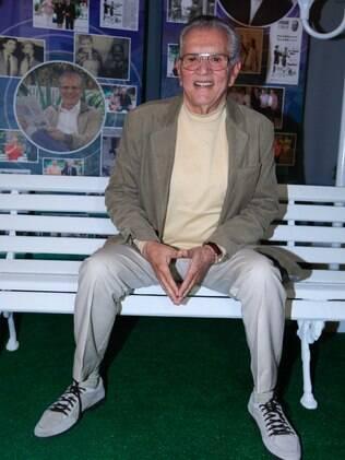 Carlos Alberto de Nóbrega comemora 60 anos de carreira