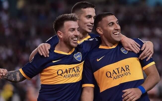 Boca Juniors está com vaga à semifinal encaminhada