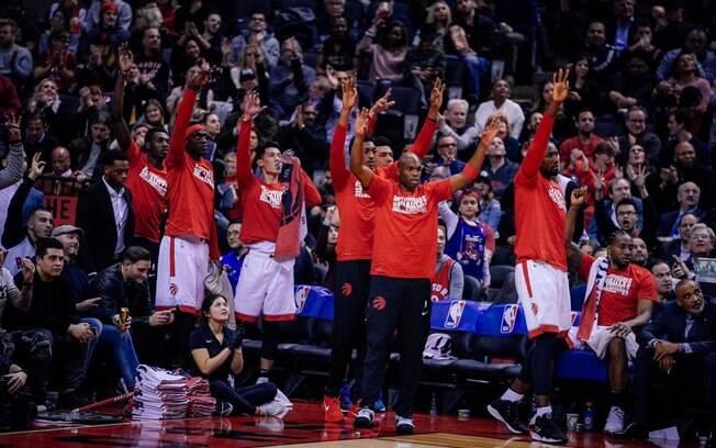 Noite inspirada de Siakam e Kawhi garantiu a vitória aos Raptors sobre os Celtics