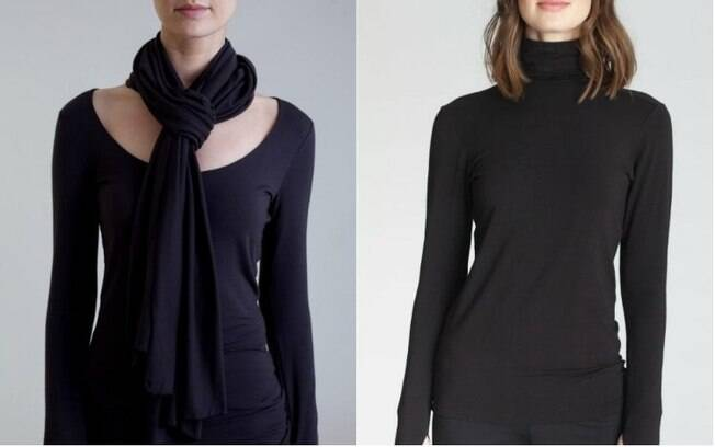 As roupas com colágeno podem chegar a custar até R$ 700