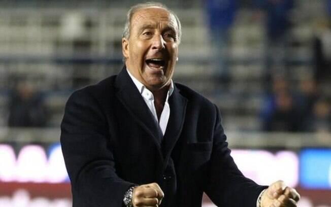 Giampiero Ventura fechou com a Itália por dois anos e foi demitido depois de fiasco nas eliminatórias para Copa do Mundo da Rússia de 2018