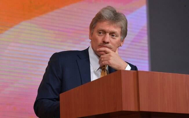 Peskov foi diagnosticado com Covid-19