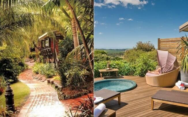 Hotel de Olivia Newton-John em New South Wales, Austrália