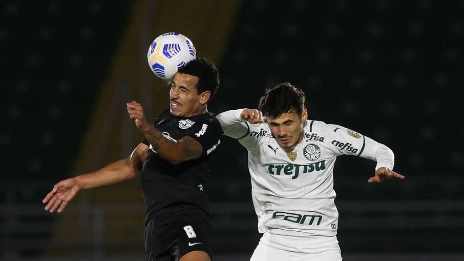 Palmeiras e Bragantino se enfrentam neste sábado
