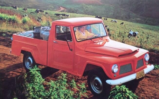 Jeep F75 chegou a ser fabricada no Brasil, onde a marca terá a nova Gladiator, até o final deste ano