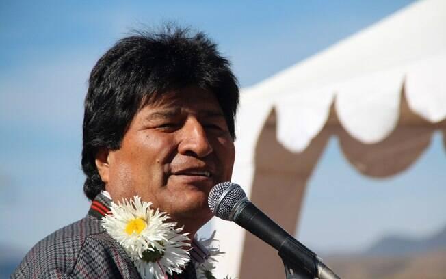 Evo Morales foi reeleito na Bolívia em meio a várias polêmicas