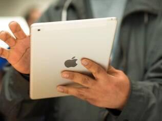 As rivais se enfrentarão sobre queixas da Apple de que a Samsung infringiu suas patentes