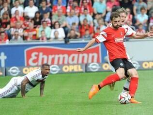 Freiburg arrancou uma virada sobre o já campeão Bayern de Munique
