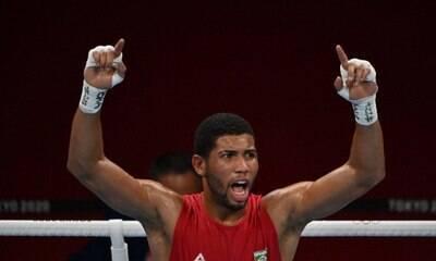 Hebert Conceição garante medalha para o boxe