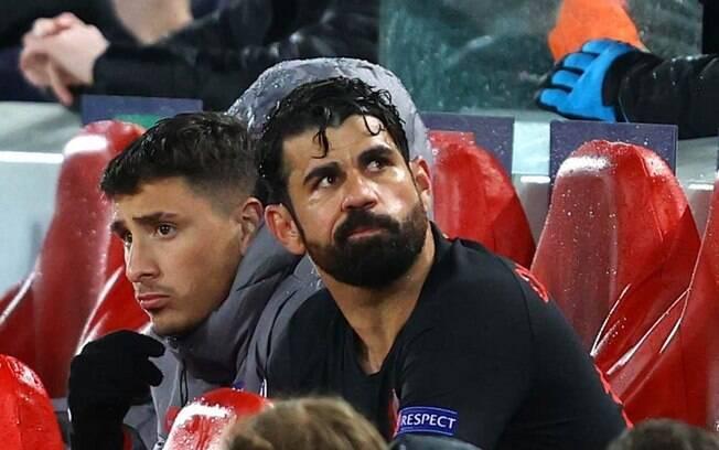 Diego Costa pode estar de saída