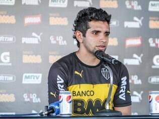 Com histórico de problemas médicos, o meia-atacante prega cautela após retorno contra o Botafogo