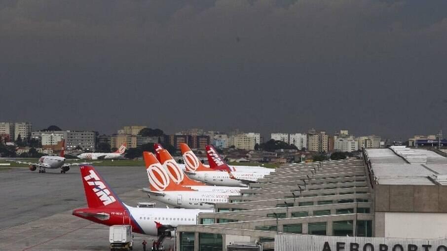 Aeroportos devem ser concedidos à iniciativa privada em 2022