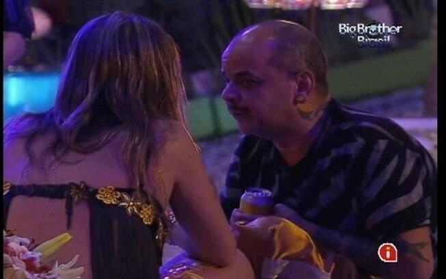 João Carvalho diz que Fael mudou depois que voltou do Paredão