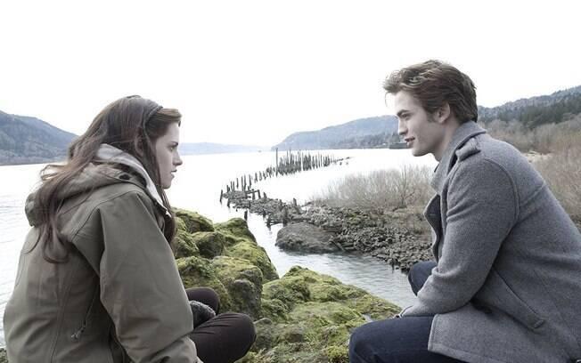 Bella Swan e Edward Cullen em