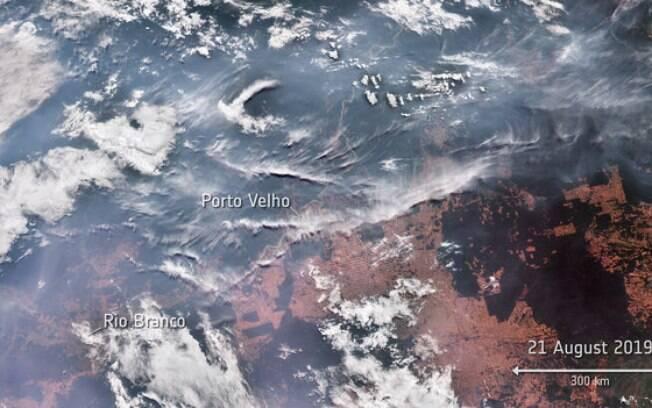 Nestlé reavalia compra de carne e cacau do Brasil após queimadas na Amazônia