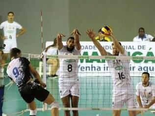 Grupo forte e que atua junto há vários anos é um dos trunfos do Sada Cruzeiro contra o Minas