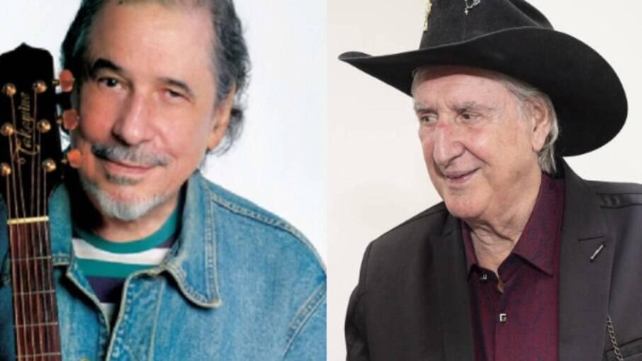 Guarabyra e Sergio Reis