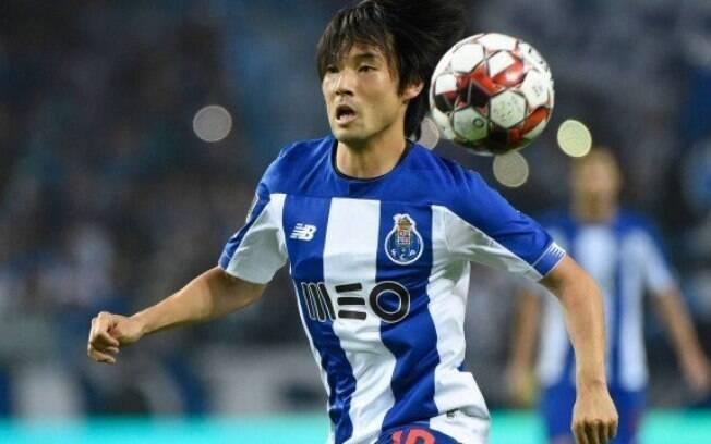 Jogador não comparece aos treinos do Porto há três semanas