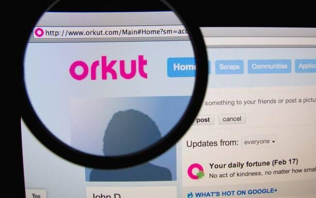 Orkut voltou a ser comentado nesta terça-feira
