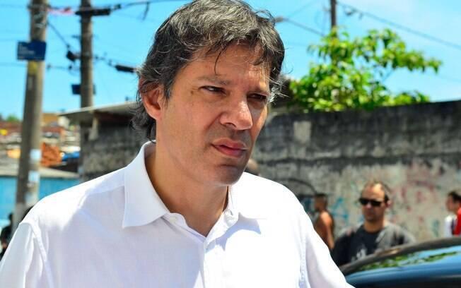 Ex-prefeito de São Paulo, Fernando Haddad, é visto com admiração pela filha mais velha de Michel Temer