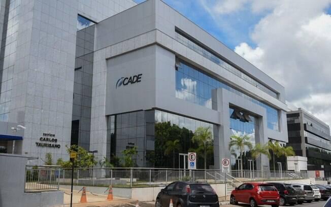 prédio do Cade em Brasília