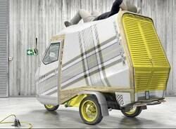 """O minimotorhome Bufalino é a menor """"casa sobre rodas"""""""