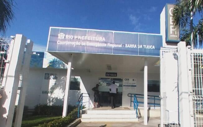 O Hospital Municipal Lourenço Jorge, onde o caso ocorreu