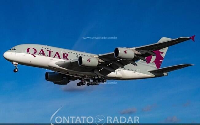 CEO da Qatar Airways não espera retorno do Airbus A380 em curto prazo