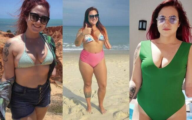Em sua busca de como ter um corpo de verão Mariana descobriu que não há tempo a perder buscando um corpo perfeito
