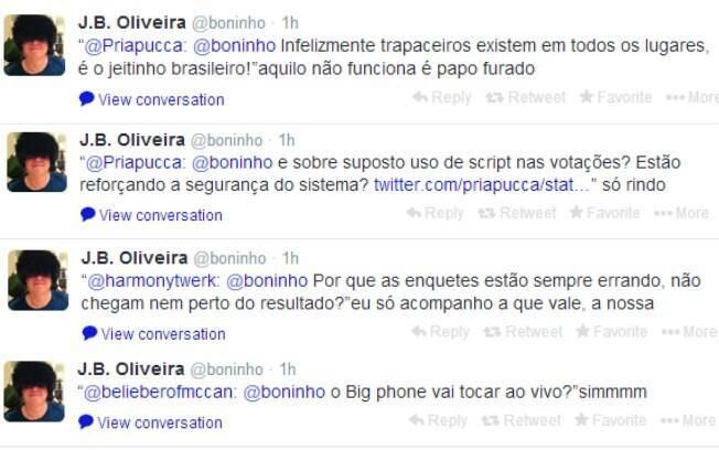 Boninho comenta sobre suposta fraude do 'BBB'