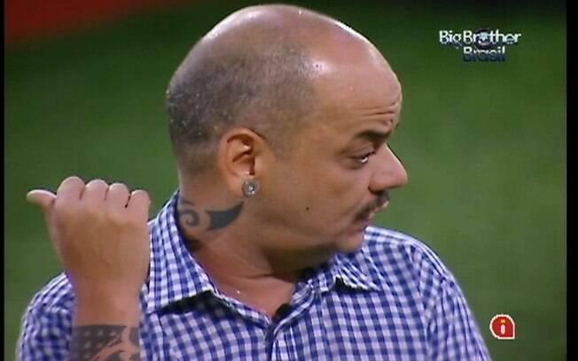 Mineiro fala sobre sua indicação ao Paredão