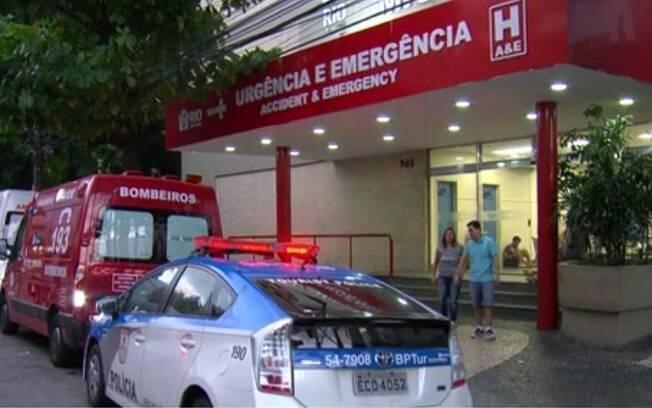 Bebê torturado pela mãe está internado em estado grave no Hospital Miguel Couto
