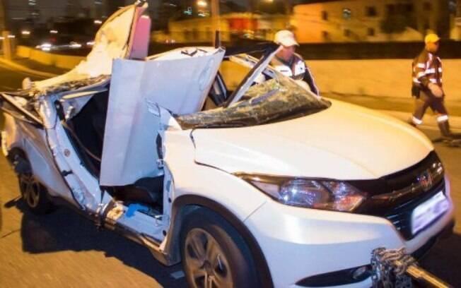 Até o momento, foram registrados 1.605 óbitos em acidentes no trânsito de São Paulo em 2019
