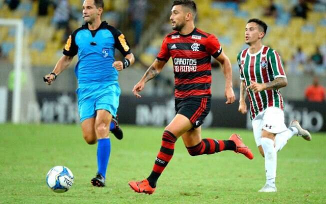 Flamengo e Fluminense estão na final