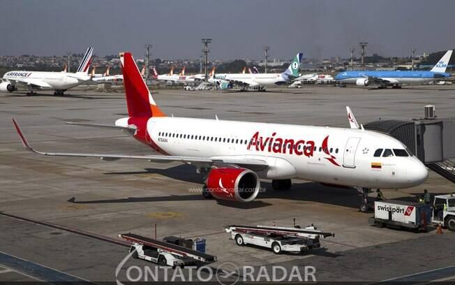 Avianca terá voos diários para o Brasil em Novembro