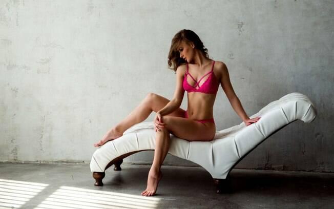 A poltrona erótica é ideal para quem busca conforto durante o sexo
