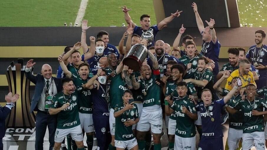 Palmeiras domina seleção da Libertadores 2020